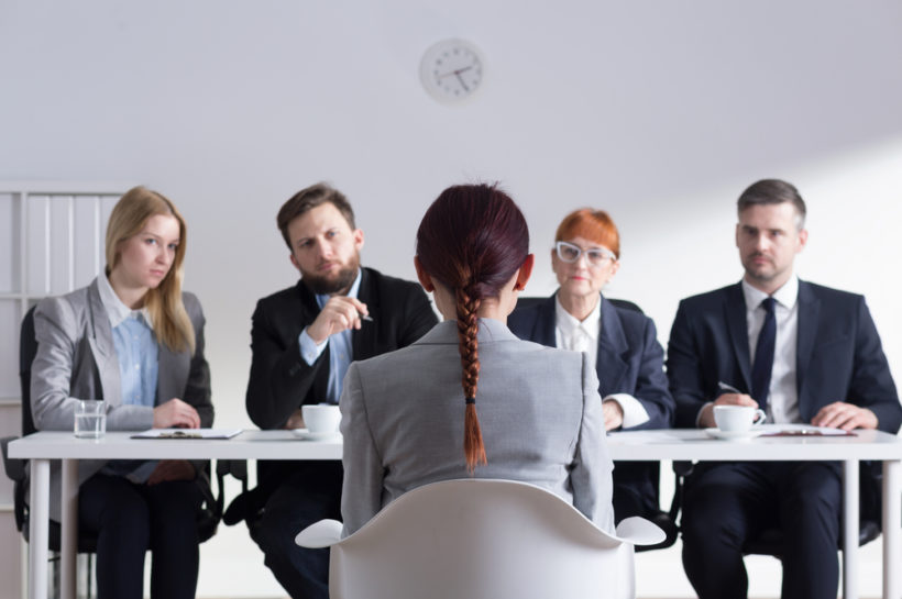 common job interview questions