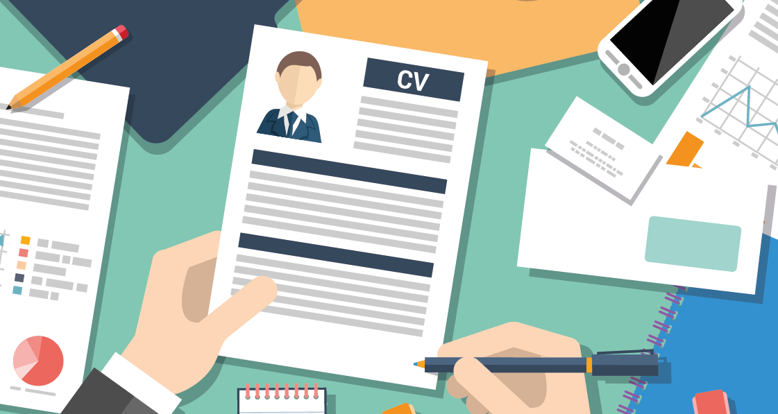 CV writing services